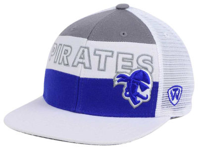 Seton Hall Pirates Top of the World NCAA Midcourt Snapback Cap