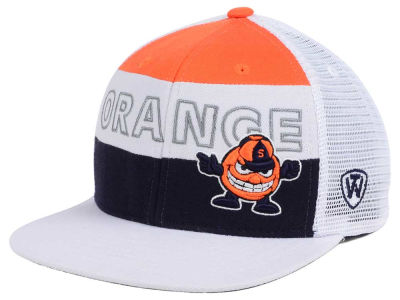 Syracuse Orange Top of the World NCAA Midcourt Snapback Cap