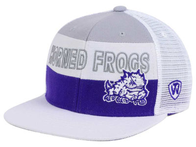 Texas Christian Horned Frogs Top of the World NCAA Midcourt Snapback Cap