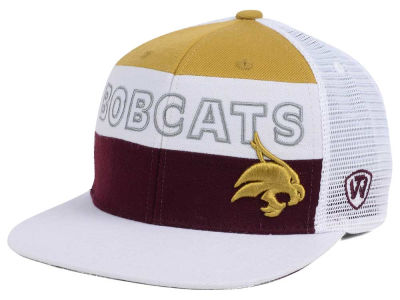 Texas State Bobcats Top of the World NCAA Midcourt Snapback Cap