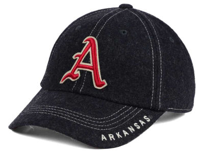 Arkansas Razorbacks Top of the World NCAA Charles Adjustable Cap