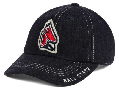Ball State Cardinals Top of the World NCAA Charles Adjustable Cap