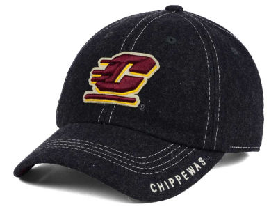 Central Michigan Chippewas Top of the World NCAA Charles Adjustable Cap
