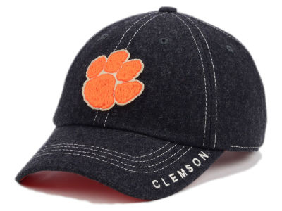 Clemson Tigers Top of the World NCAA Charles Adjustable Cap