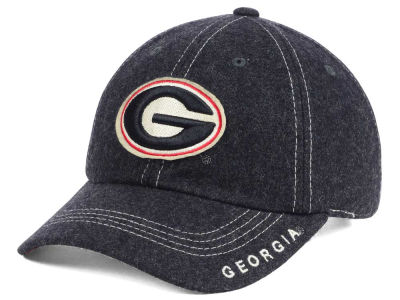 Georgia Bulldogs Top of the World NCAA Charles Adjustable Cap