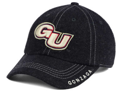 Gonzaga Bulldogs Top of the World NCAA Charles Adjustable Cap