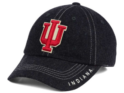 Indiana Hoosiers Top of the World NCAA Charles Adjustable Cap