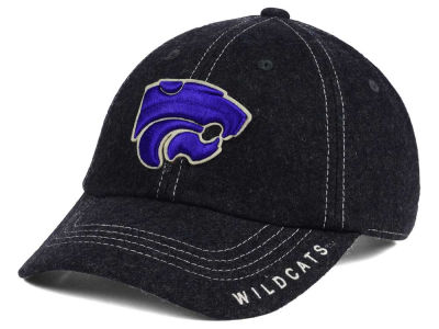 Kansas State Wildcats Top of the World NCAA Charles Adjustable Cap