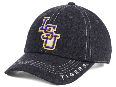 LSU Tigers Top of the World NCAA Charles Adjustable Cap