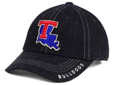 Louisiana Tech Bulldogs Top of the World NCAA Charles Adjustable Cap