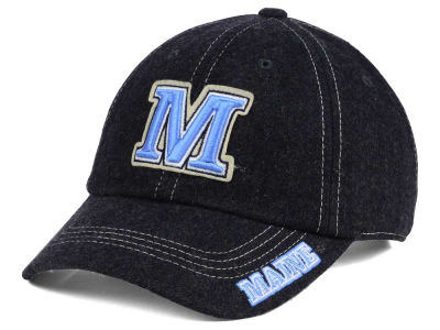 Maine Black Bears Top of the World NCAA Charles Adjustable Cap