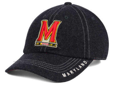 Maryland Terrapins Top of the World NCAA Charles Adjustable Cap