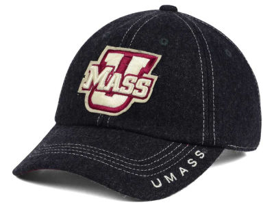 Massachusetts Minutemen Top of the World NCAA Charles Adjustable Cap