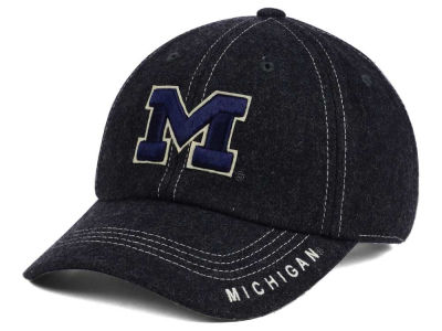 Michigan Wolverines Top of the World NCAA Charles Adjustable Cap