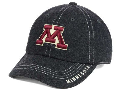Minnesota Golden Gophers Top of the World NCAA Charles Adjustable Cap