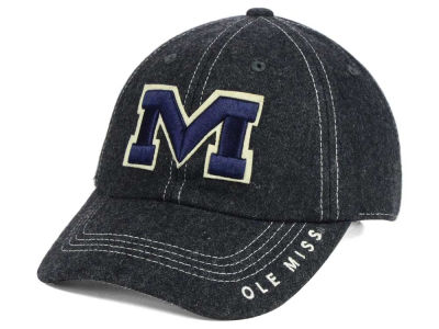 Ole Miss Rebels Top of the World NCAA Charles Adjustable Cap
