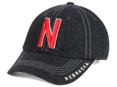Nebraska Cornhuskers Top of the World NCAA Charles Adjustable Cap