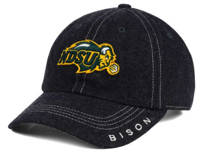 North Dakota State Bison Top of the World NCAA Charles Adjustable Cap