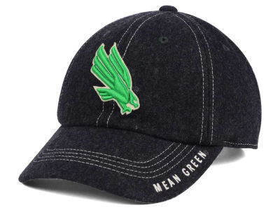 North Texas Mean Green Top of the World NCAA Charles Adjustable Cap