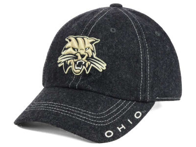 Ohio Bobcats Top of the World NCAA Charles Adjustable Cap