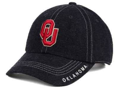 Oklahoma Sooners Top of the World NCAA Charles Adjustable Cap