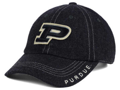 Purdue Boilermakers Top of the World NCAA Charles Adjustable Cap
