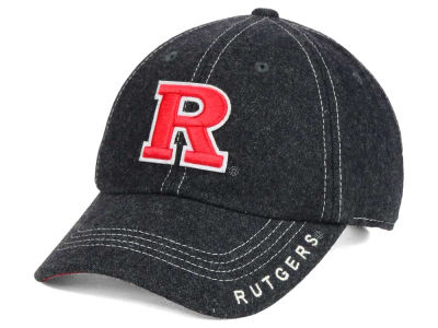 Rutgers Scarlet Knights Top of the World NCAA Charles Adjustable Cap