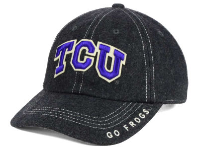 Texas Christian Horned Frogs Top of the World NCAA Charles Adjustable Cap