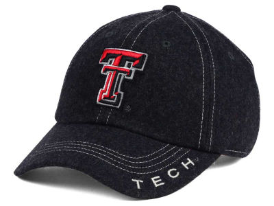 Texas Tech Red Raiders Top of the World NCAA Charles Adjustable Cap