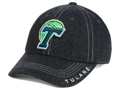 Tulane Green Wave Top of the World NCAA Charles Adjustable Cap