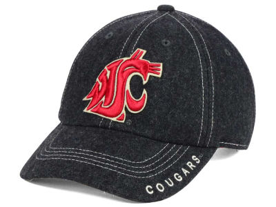 Washington State Cougars Top of the World NCAA Charles Adjustable Cap