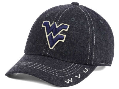 West Virginia Mountaineers Top of the World NCAA Charles Adjustable Cap