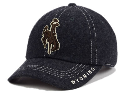 Wyoming Cowboys Top of the World NCAA Charles Adjustable Cap