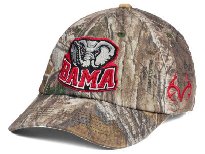 Alabama Crimson Tide Top of the World NCAA Fallout Stretch Cap