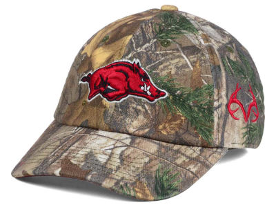 Arkansas Razorbacks Top of the World NCAA Fallout Stretch Cap