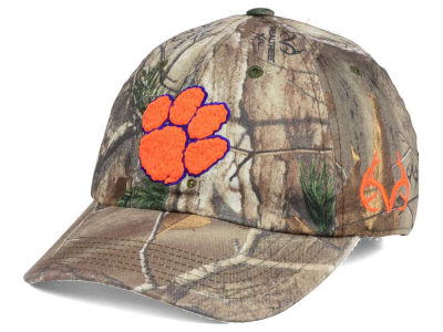 Clemson Tigers Top of the World NCAA Fallout Stretch Cap