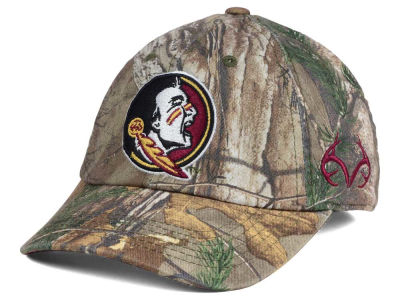 Florida State Seminoles Top of the World NCAA Fallout Stretch Cap