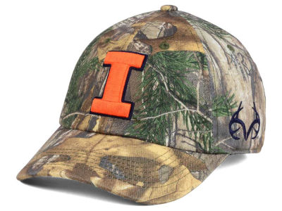 Illinois Fighting Illini Top of the World NCAA Fallout Stretch Cap