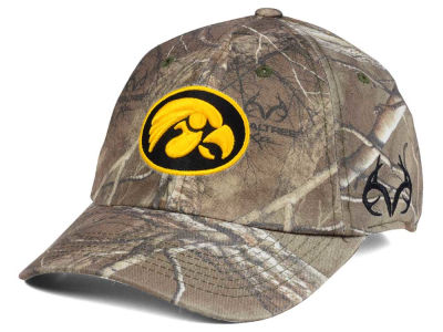 Iowa Hawkeyes Top of the World NCAA Fallout Stretch Cap