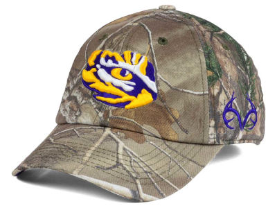 LSU Tigers Top of the World NCAA Fallout Stretch Cap