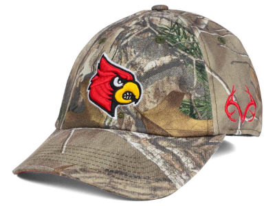 Louisville Cardinals Top of the World NCAA Fallout Stretch Cap