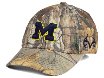 Michigan Wolverines Top of the World NCAA Fallout Stretch Cap
