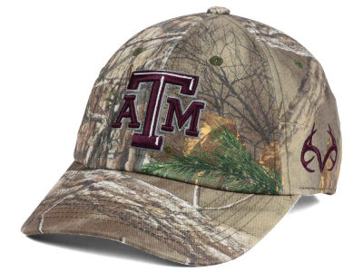 Texas A&M Aggies Top of the World NCAA Fallout Stretch Cap