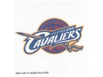 Cleveland Cavaliers Tattoo 4-pack