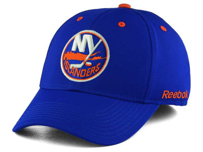 New York Islanders Reebok NHL JC Core Basic Flex Fit Hat