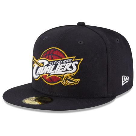 Cleveland Cavaliers New Era NBA Solid Team 59FIFTY Cap