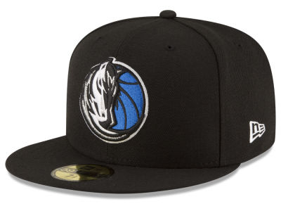Dallas Mavericks New Era NBA Solid Team 59FIFTY Cap