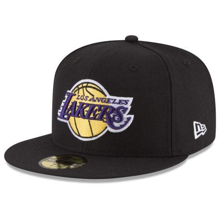 Los Angeles Lakers New Era NBA Solid Team 59FIFTY Cap