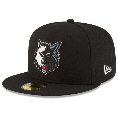 Minnesota Timberwolves New Era NBA Solid Team 59FIFTY Cap