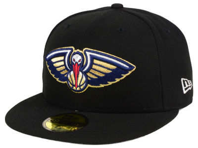 New Orleans Pelicans New Era NBA Solid Team 59FIFTY Cap